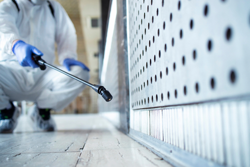 4 Things to Know About SDST Self-Disinfecting Coating