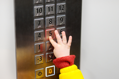 How to Apply Self Disinfection Coating on Lift Buttons?
